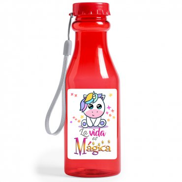 Botellas Unicornio
