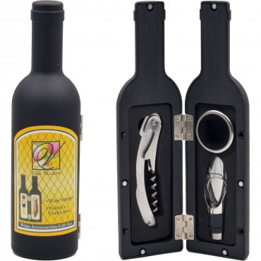 Set Vino Botella