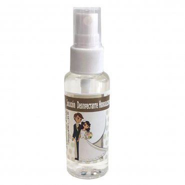 Gel Hidroalcoholico Regalo Boda 50ml